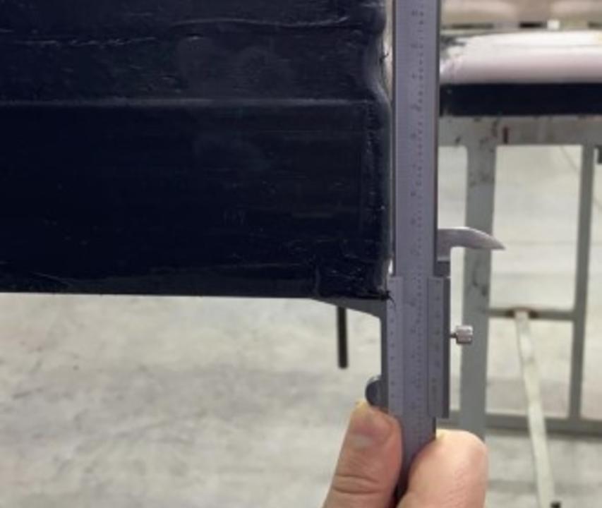 Толщина стеклопакета Бр5