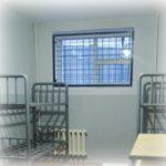 Окна изоляторов временного содержания (ИВС)